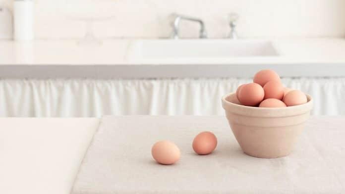 que faire avec des blancs d'œufs