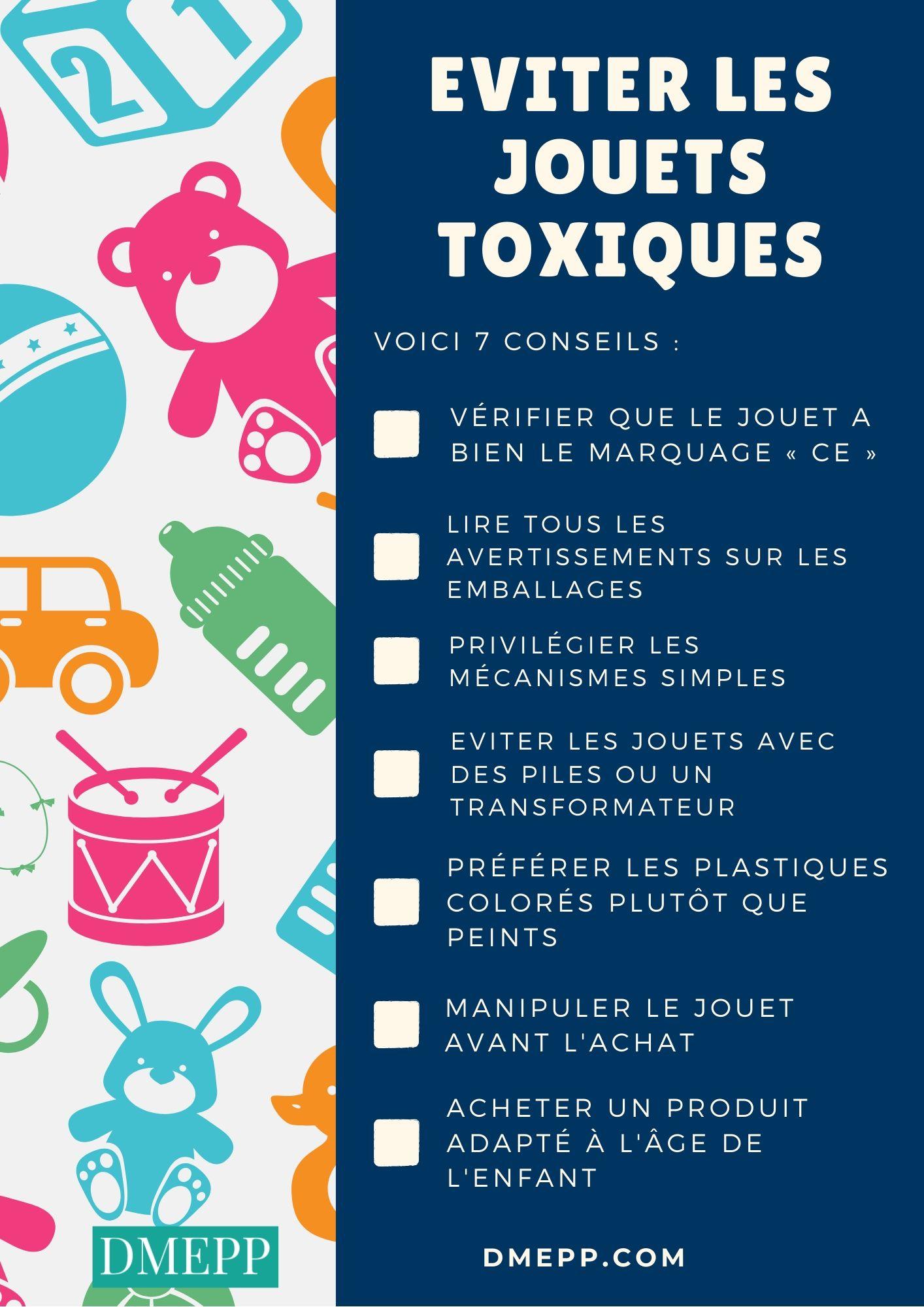jouets toxiques