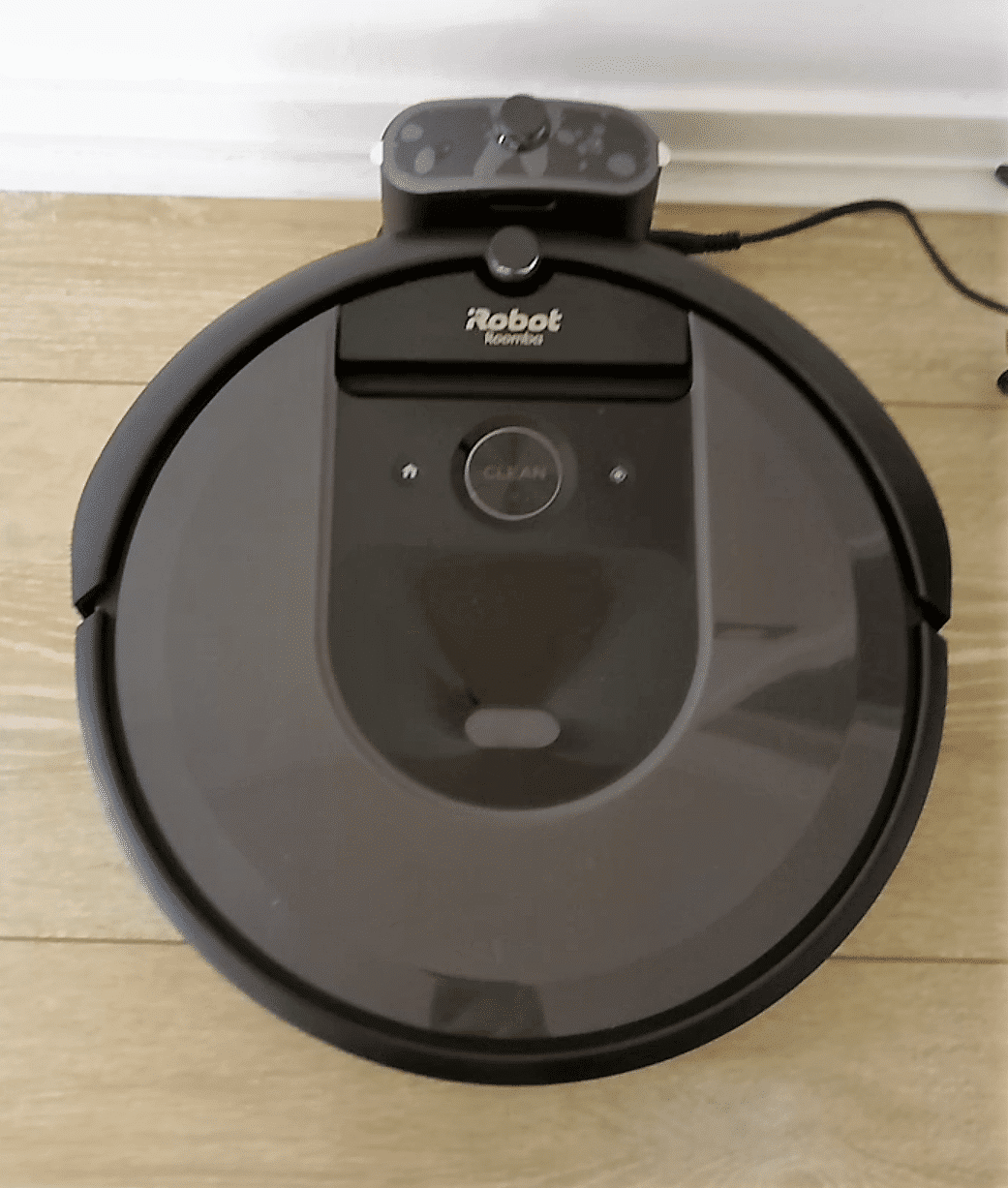 IRobot Roomba I7 test