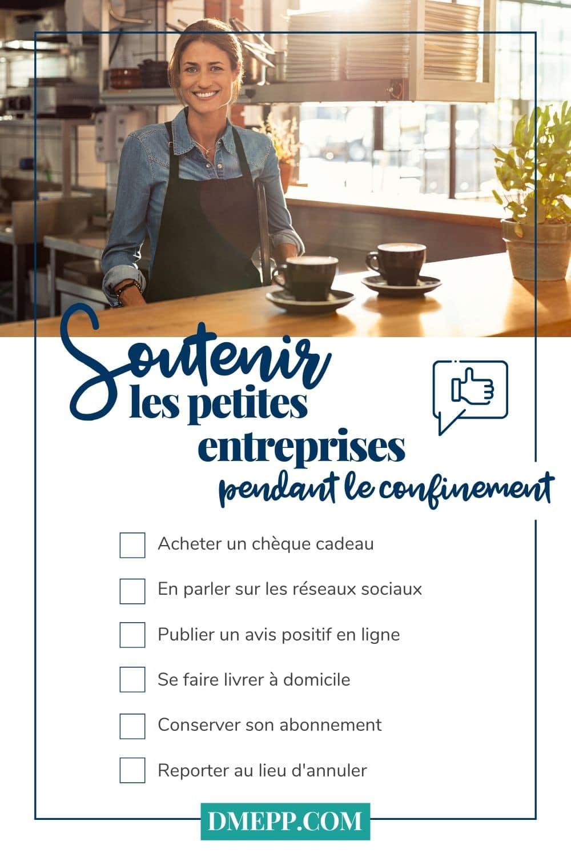 soutenir les petites entreprises