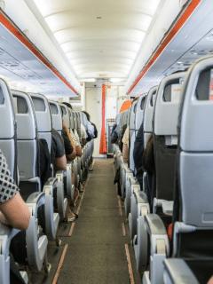 choisir son siège easy jet